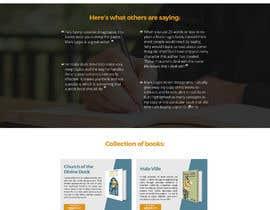 #27 untuk Need Website Mockup Design oleh modiprince