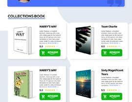 #15 untuk Need Website Mockup Design oleh hepinvite