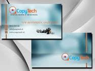 Graphic Design Konkurrenceindlæg #37 for Business Card Design for Copytech.nl