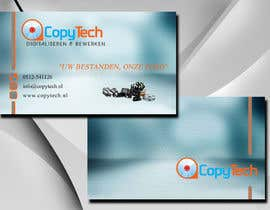 #37 cho Business Card Design for Copytech.nl bởi argpan