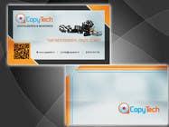 Graphic Design Konkurrenceindlæg #69 for Business Card Design for Copytech.nl