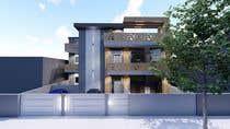 Bài tham dự #17 về 3D Modelling cho cuộc thi House facade design