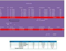 #10 for Prices Sheet af belal98