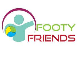 "Nro 37 kilpailuun I need a playful logo designed for a group called ""Footy Friends"". The group is young people and should be fun. A ""thumbs up"" or an Aussie rules football in the logo would be great. käyttäjältä nusratjahan32321"