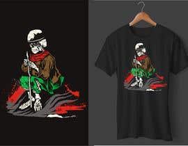 Nro 145 kilpailuun T-Shirt Design - Illustrate an evil skull (UP-004) käyttäjältä dulhanindi