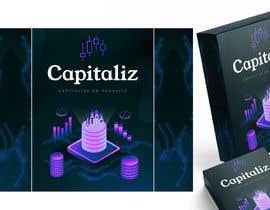 Nro 121 kilpailuun Cover for software box käyttäjältä mehdycr