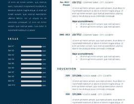 #19 for Update my CV by rafsanAbir