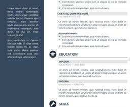 #21 for Update my CV by rafsanAbir