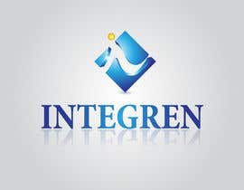#132 para Logo Design for Integren por alinhd