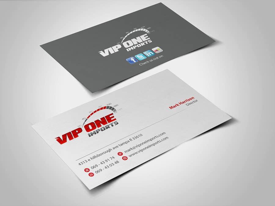 Kilpailutyö #                                        16                                      kilpailussa                                         Business Card Design for corporation company