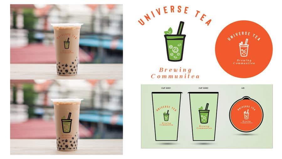 Bài tham dự cuộc thi #140 cho Bubble Tea Shop Logo Design