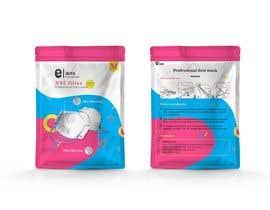 #18 cho Pouch design for Anti pollution mask bởi Flexustotal