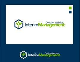 #2 for Logo Design for an interim management / contract / recruitment website af jummachangezi