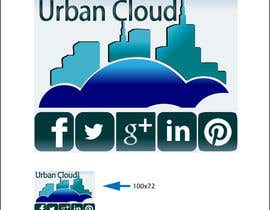 #23 for Facebook Ad design for Urban Cloud by mirceabaciu