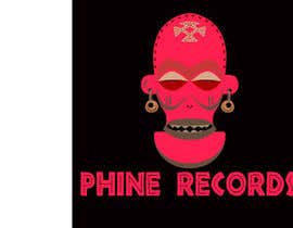 nº 42 pour Logo Design for Phine Records par talhaahmedshaikh