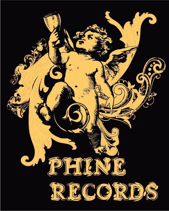 Penyertaan Peraduan #                                        95                                      untuk                                         Logo Design for Phine Records