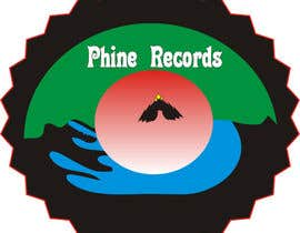 #41 cho Logo Design for Phine Records bởi bethmccue