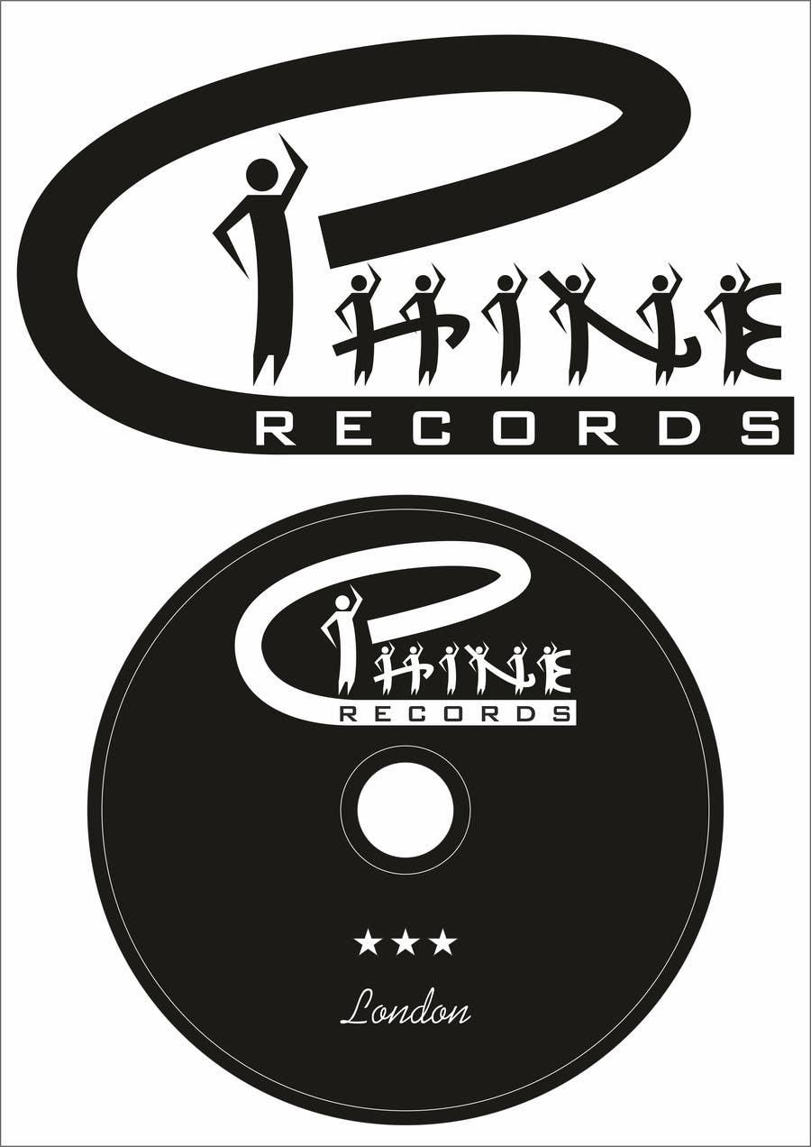 Penyertaan Peraduan #                                        5                                      untuk                                         Logo Design for Phine Records
