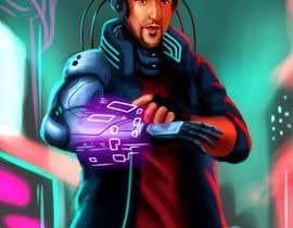 Nro 81 kilpailuun Turn me into a Cyberpunk Character! käyttäjältä jasongcorre