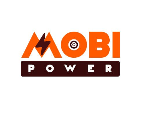 Penyertaan Peraduan #                                        24                                      untuk                                         Design a Logo for mobile power bank