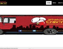 #12 for Whatcha Cravin Website af RidgeIT
