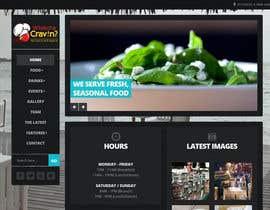 #19 for Whatcha Cravin Website af BlueBoxWeb