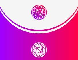 #47 for Realizzazione logo minimale, geometrico, lineare (Simile a quello in allegato - Con un esagono) by rubellhossain26