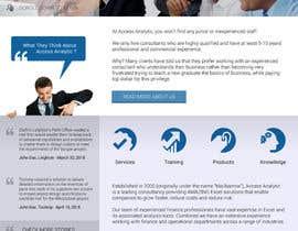 KsWebPro tarafından Design a Website Mockup for Access Analytic için no 19