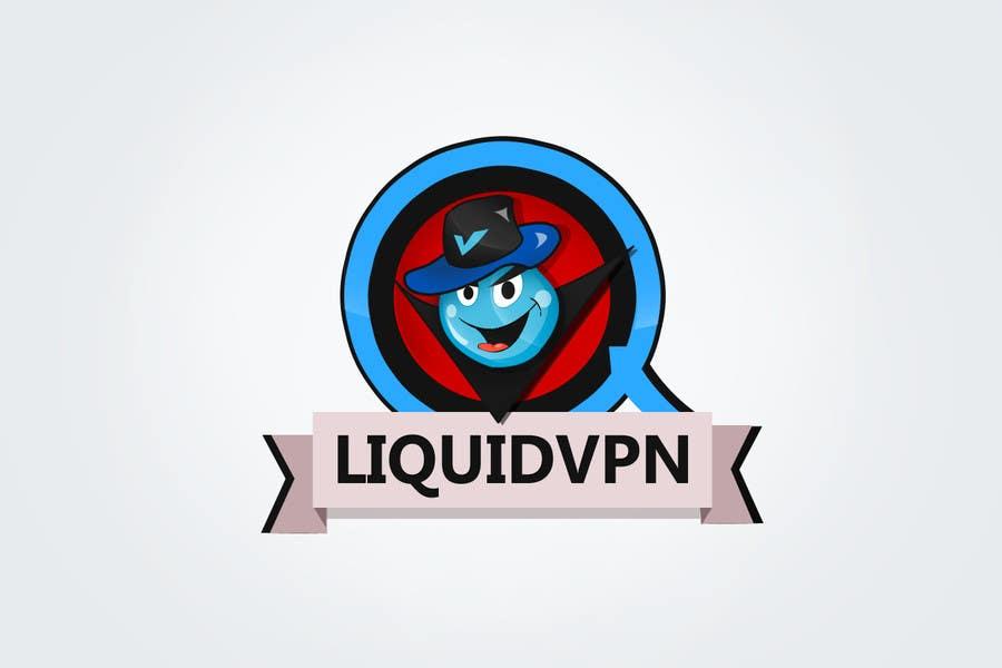 Bài tham dự cuộc thi #50 cho Logo Design for LiquidVPN