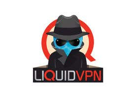 #54 for Logo Design for LiquidVPN af KreativeAgency