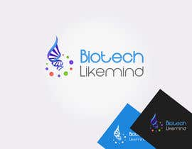 nº 97 pour Logo Design for BiotechLikemind par sat01680
