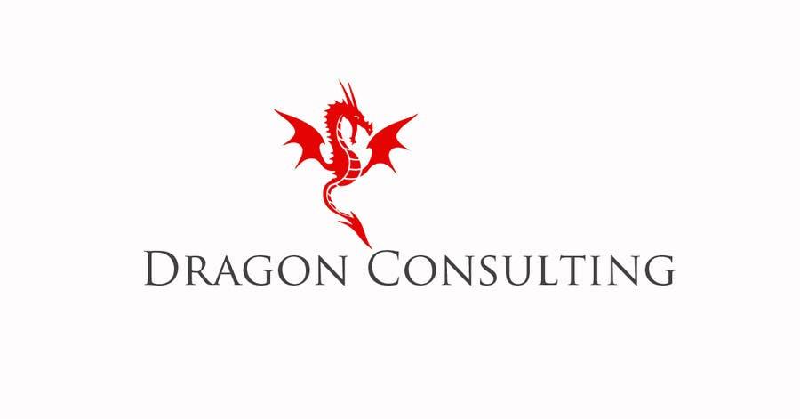 Inscrição nº                                         211                                      do Concurso para                                         Logo Design for Dragon Consulting