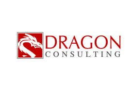 #206 para Logo Design for Dragon Consulting por ArtBrain