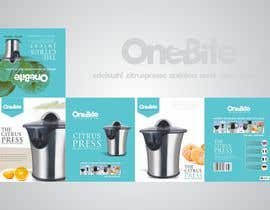 #26 cho Create Minimalistic Print and Packaging Designs for a Citrus Juicer bởi spartan7750