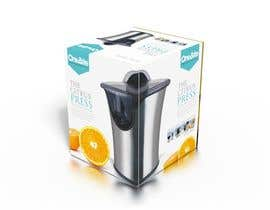 #32 cho Create Minimalistic Print and Packaging Designs for a Citrus Juicer bởi spartan7750