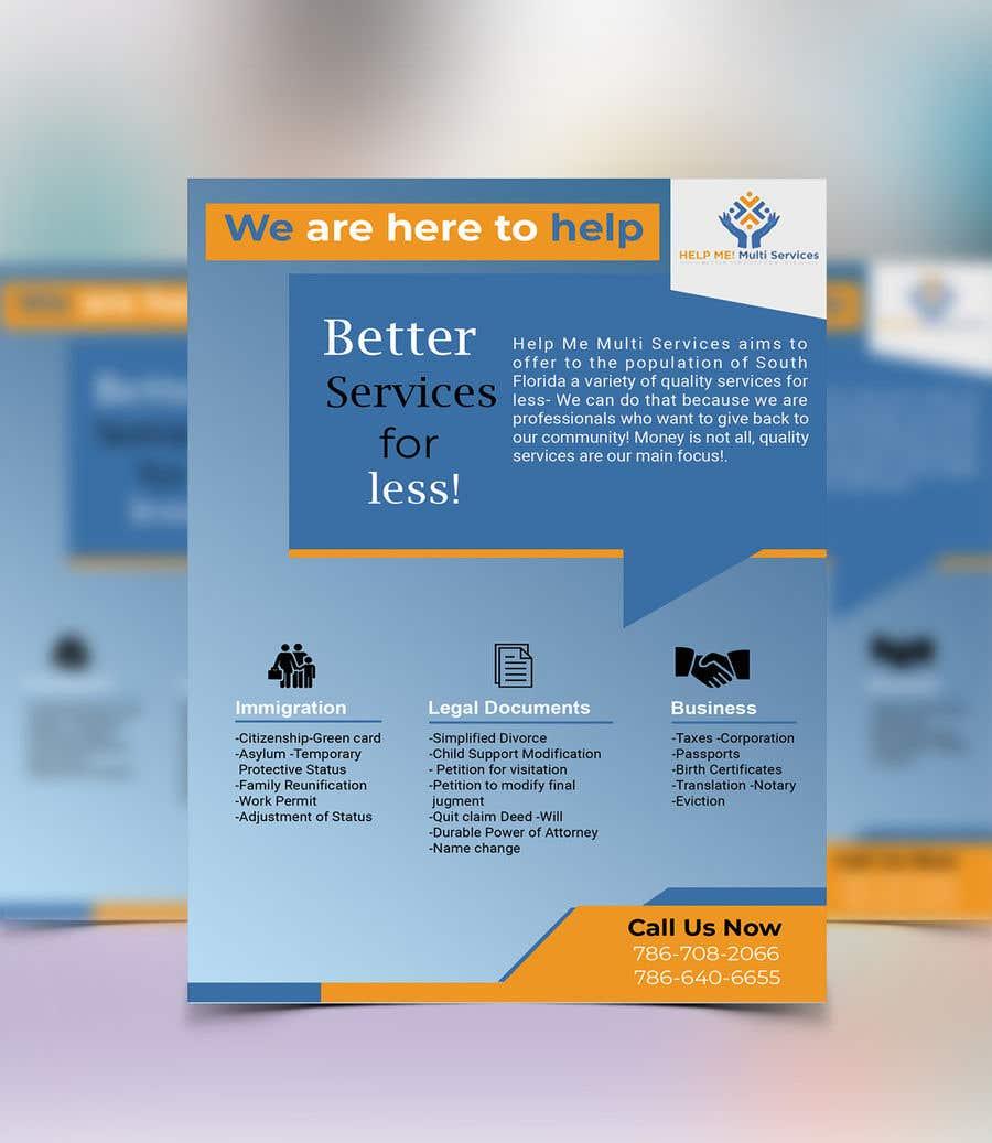 Конкурсная заявка №                                        34                                      для                                         Design a flyer