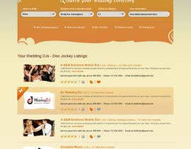 #30 for Website Design for Wedding Portal by brnbhttchry
