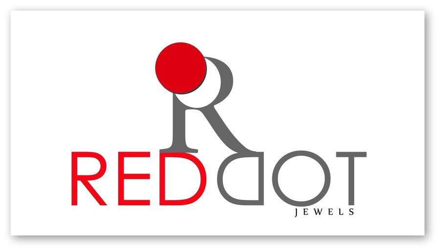 Inscrição nº                                         22                                      do Concurso para                                         Logo Design for Red-Dot Jewels