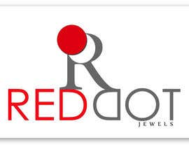 #22 cho Logo Design for Red-Dot Jewels bởi rukminikotamraju