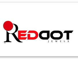 #91 untuk Logo Design for Red-Dot Jewels oleh rukminikotamraju