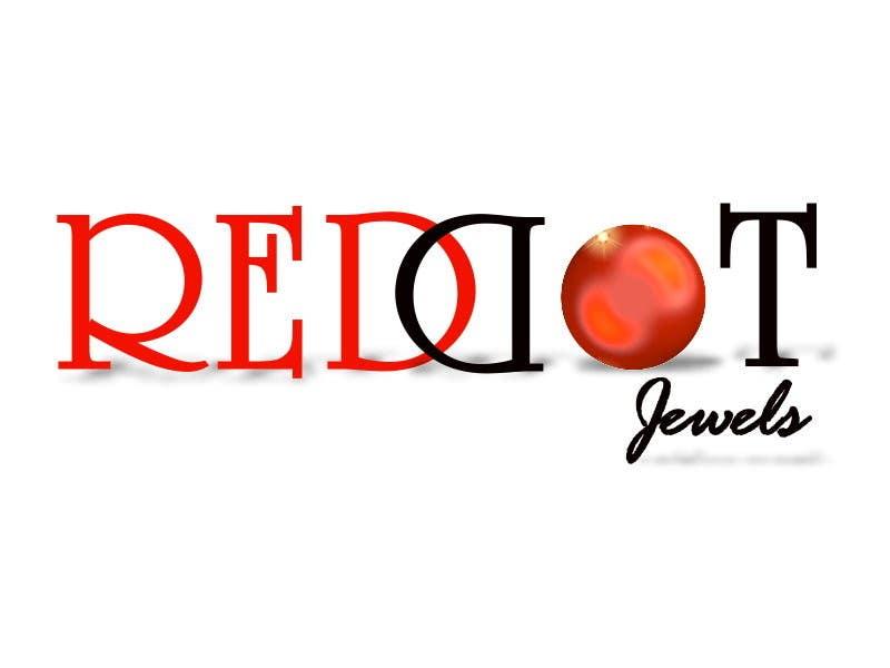 Inscrição nº                                         74                                      do Concurso para                                         Logo Design for Red-Dot Jewels