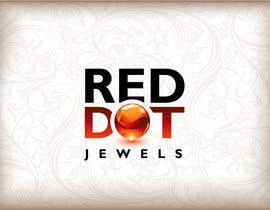#25 para Logo Design for Red-Dot Jewels por diptisoni