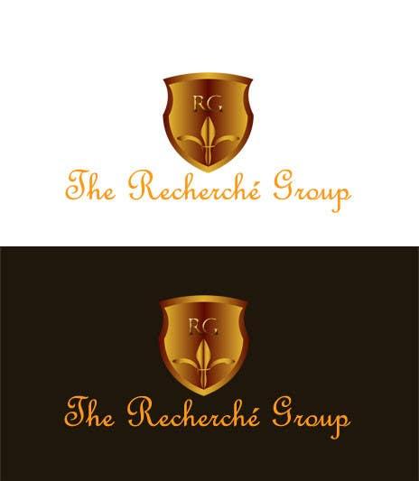 Inscrição nº                                         41                                      do Concurso para                                         Logo Design for our company. The Recherchè Group