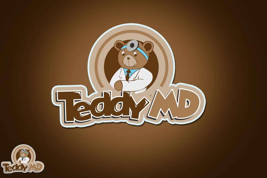 Kilpailutyö #68 kilpailussa Logo Design for Teddy MD, LLC
