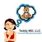 Graphic Design Kilpailutyö #15 kilpailuun Logo Design for Teddy MD, LLC