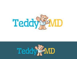 #57 para Logo Design for Teddy MD, LLC por colorbone
