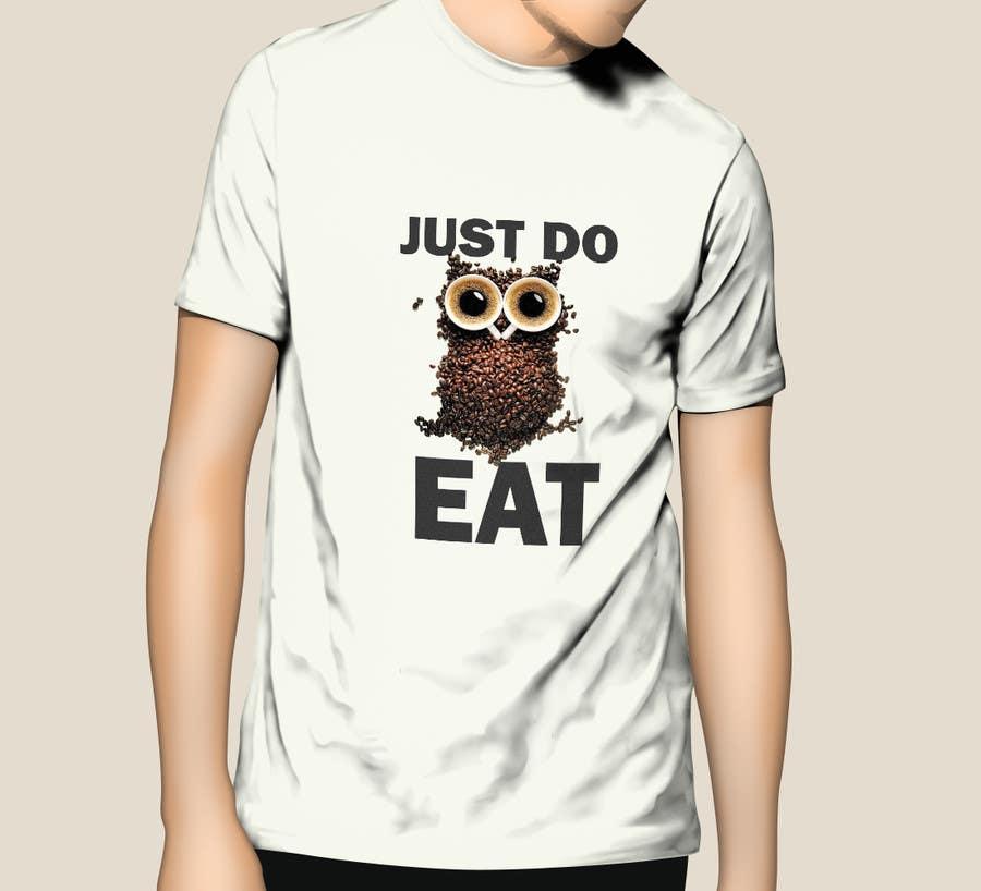 Bài tham dự cuộc thi #160 cho T-shirt Owl Design for Geek/Gamer Shop