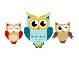 #141 para T-shirt Owl Design for Geek/Gamer Shop por premkumar112