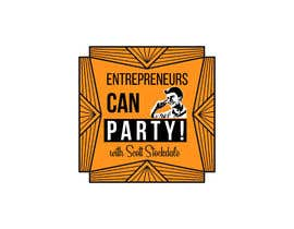 #104 for Logo for my new podcast, Entrepreneurs Can Party! by sayemtuaha07