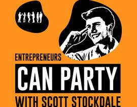 #77 for Logo for my new podcast, Entrepreneurs Can Party! by alaminsumon00
